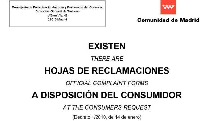 oficina del consumidor madrid con las mejores colecciones